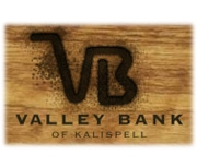 Valley Bank of Kalispell logo