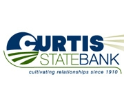 Curtis State Bank logo