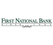 The First National Bank of Waynesboro logo