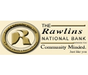 The Rawlins National Bank logo