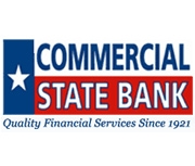 Commercial State Bank of El Campo logo