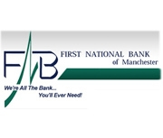 The First National Bank of Manchester (Manchester, KY) logo