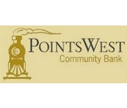 Points West Community Bank logo