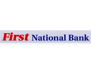 The First National Bank of Baird logo