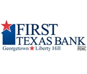 First Texas Bank (Georgetown, TX) logo