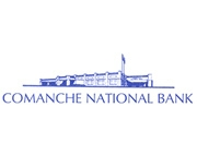 The Comanche National Bank logo
