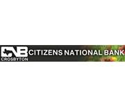 Citizens National Bank of Crosbyton logo