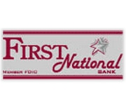 The First National Bank of Eagle Lake logo