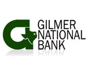 Gilmer National Bank, Gilmer, Texas logo