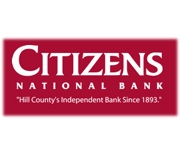 The Citizens National Bank of Hillsboro logo