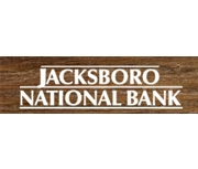 The Jacksboro National Bank logo