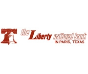 The Liberty National Bank In Paris logo