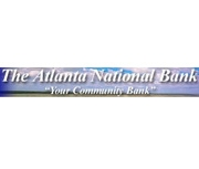 The Atlanta National Bank logo