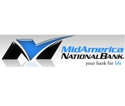 Midamerica National Bank logo