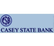 Casey State Bank logo