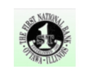 The First National Bank of Ottawa logo