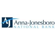 The Anna -jonesboro National Bank logo