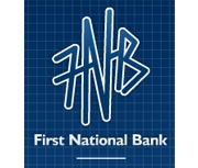 The First National Bank of Brownstown logo