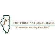 The First National Bank (Mattoon, IL) logo