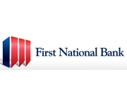 The First National Bank of Wynne logo