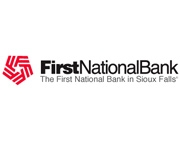 The First National Bank In Sioux Falls logo