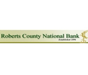 The Roberts County National Bank of Sisseton logo