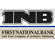 First National Bank and Trust Company of Ardmore logo