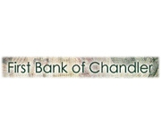 First Bank of Chandler logo