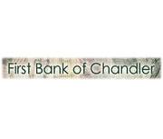 First Bank of Chandler logo