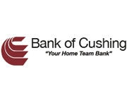 Bank of Cushing and Trust Company logo