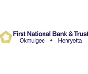 The First National Bank and Trust Company of Okmulgee logo