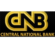 The Central National Bank of Poteau logo