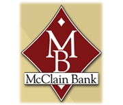 Mcclain Bank logo
