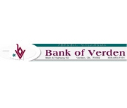 The Bank of Verden logo