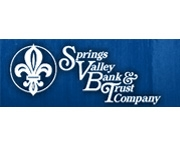 Springs Valley Bank & Trust Company logo
