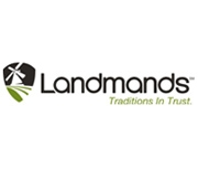 Landmands National Bank logo