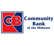 Community Bank of the Midwest logo