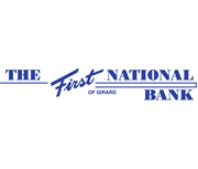 The First National Bank of Girard logo