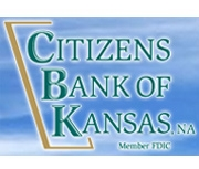 Citizens Bank of Kansas, National Association logo