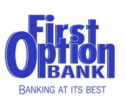 First Option Bank logo