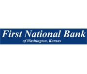 The First National Bank of Washington logo