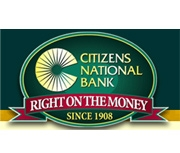 The Citizens National Bank of Athens logo