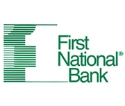 The First National Bank of Oneida logo