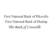 The First National Bank of Pikeville logo