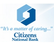 The Citizens National Bank of Meridian logo