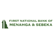 First National Bank of Menahga & Sebeka brand image