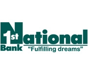 The First National Bank of Berlin logo