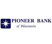 Pioneer Bank of Wisconsin logo