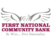 First National Community Bank (New Richmond, WI) logo