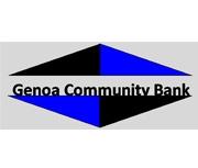 The Genoa National Bank logo